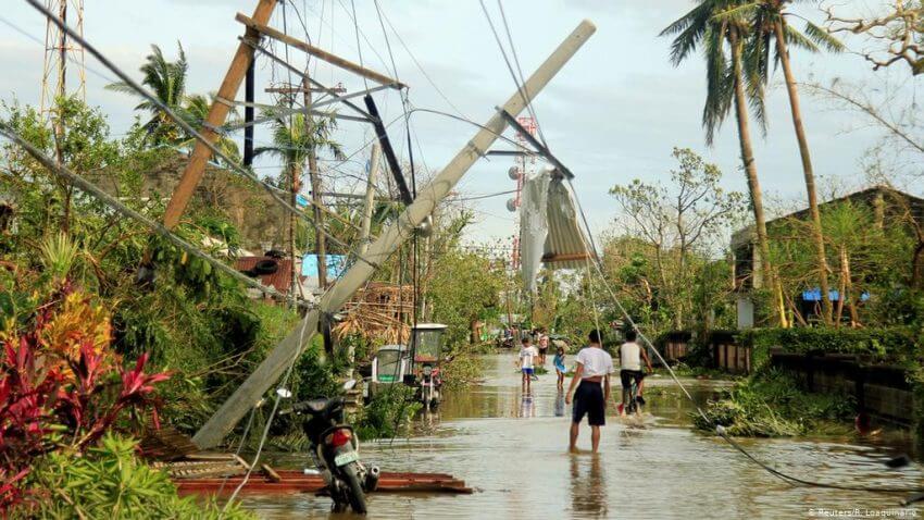 30. Sturm der Saison: Hurrikan IOTA nimmt Kurs auf Nicaragua