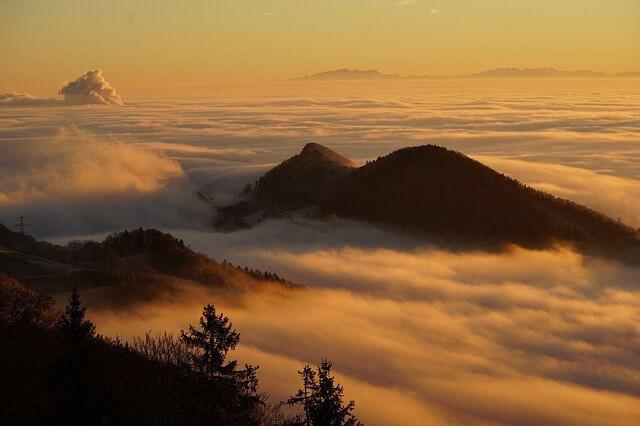 Nebel und Hochnebel im Herbst - pixabay.com / Hans