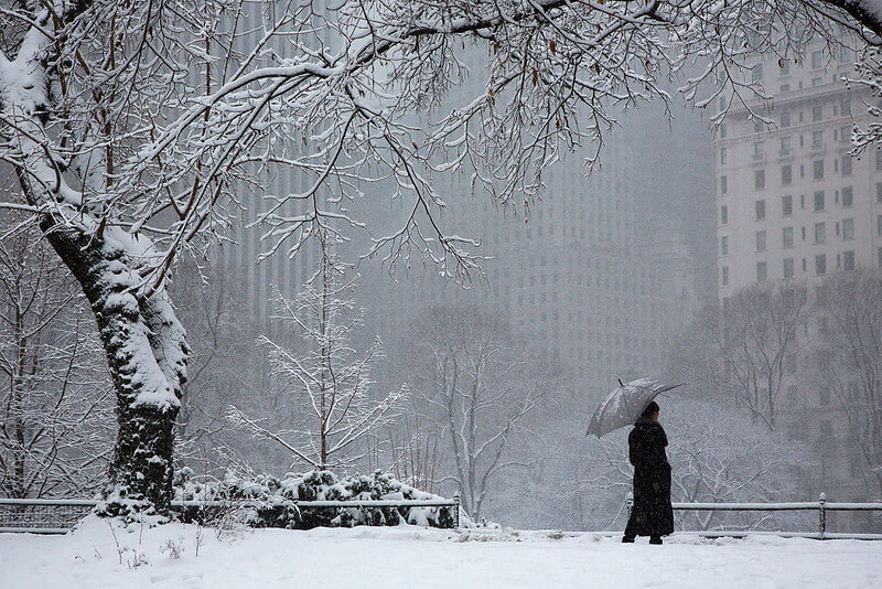 UPDATE 4: Kräftiger Schneesturm im Nordosten der USA erwartet
