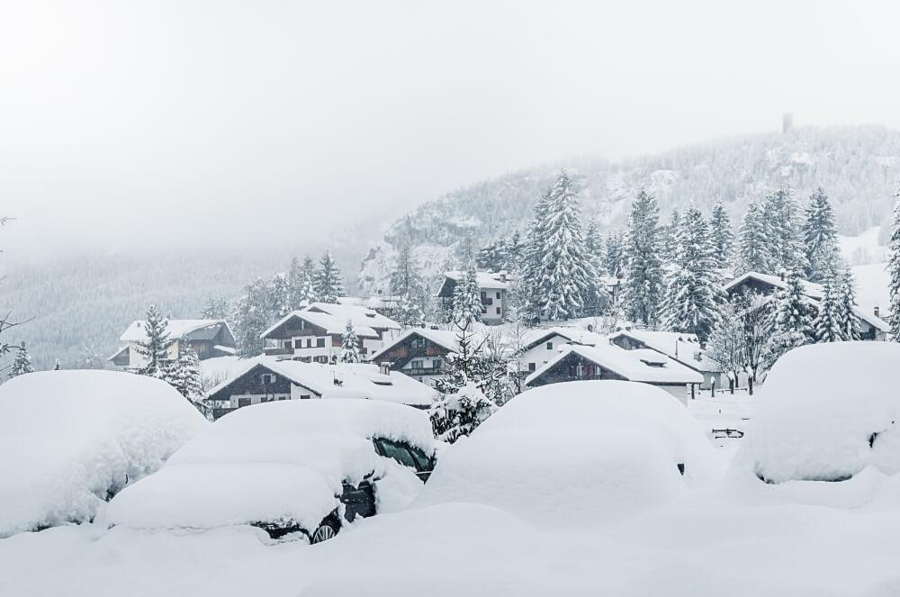 Mehr als 50 cm Schnee in Oberkärnten, Wetterberuhigung kommt