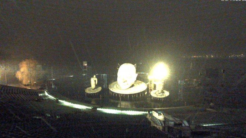 Webcam Bregenz um 19:45 Uhr - http://www.vorarlberg.travel/livecams-webcams-vorarlberg/