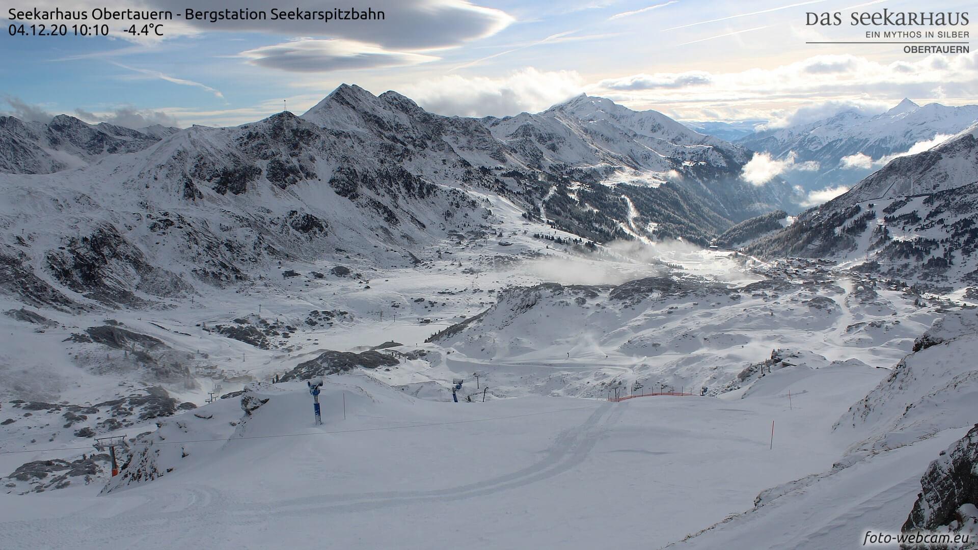 Föhnwolken über dem Lungau. Quelle: https://www.foto-webcam.eu/webcam/obertauern2/2020/12/04/1010