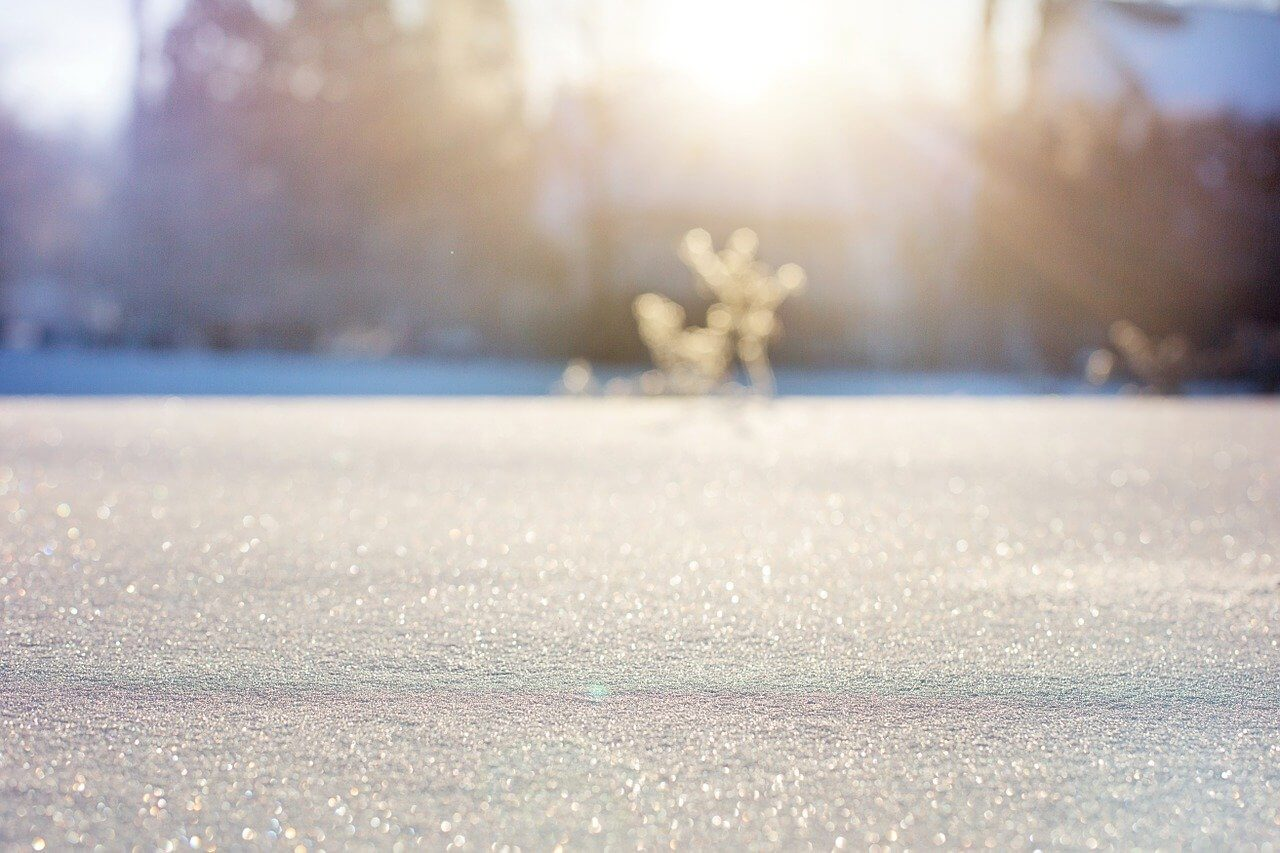 Vielerorts strenger Frost am Sonntag
