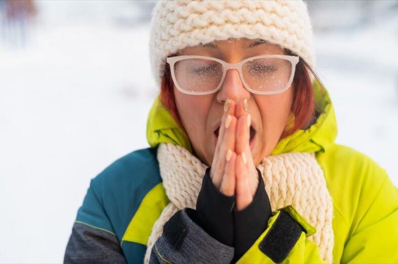 Vorsicht, Kälte! So beugt man Erfrierungen vor