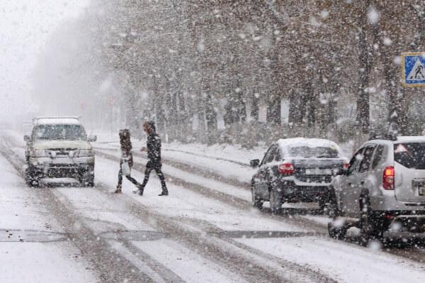Tief DIMITRIOS bringt turbulentes Winterwetter