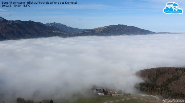 Nebel als Spielverderber