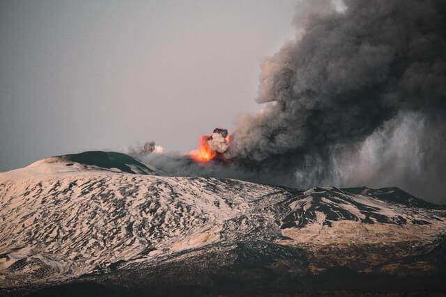 Ätna Ausbruch - Piermanuele Sberni / unsplash
