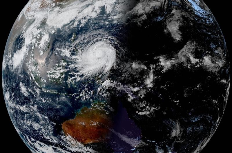 Taifun Surigae: Pazifische Taifunsaison 2021 startet durch