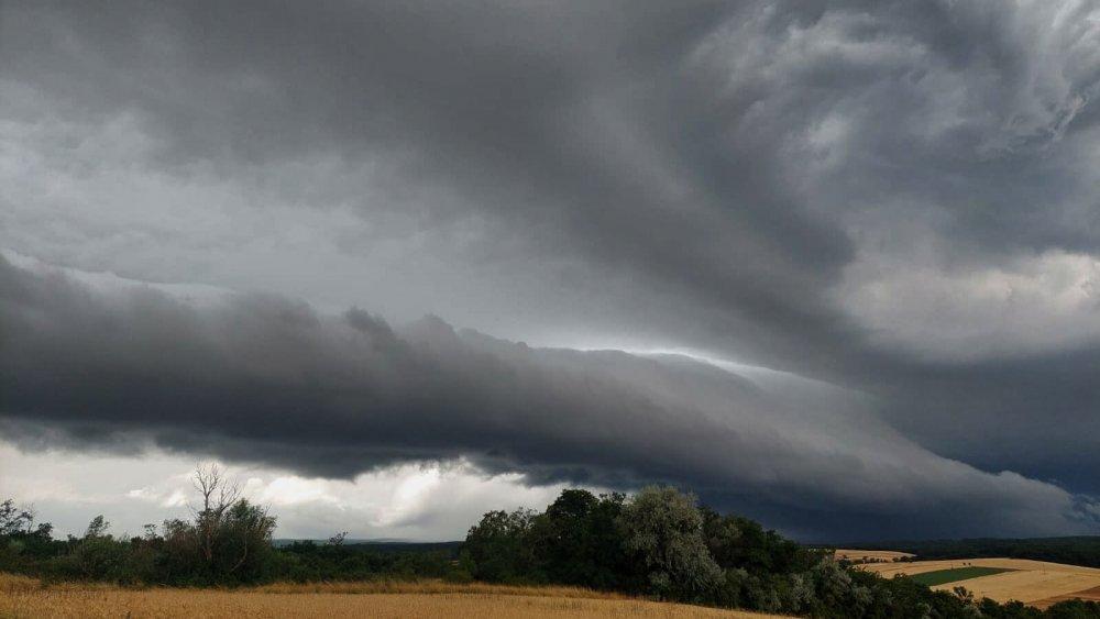 Trockenheit: Gewitter in Wien und Niederösterreich