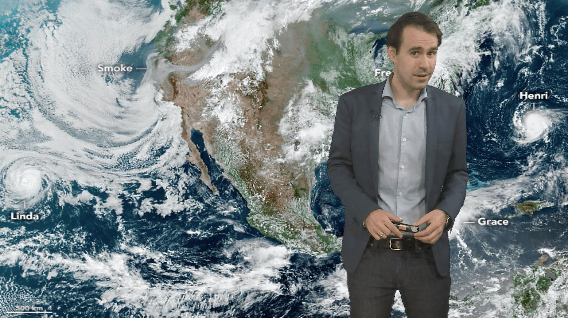 Wilde Wetter Welt 20. August 2021