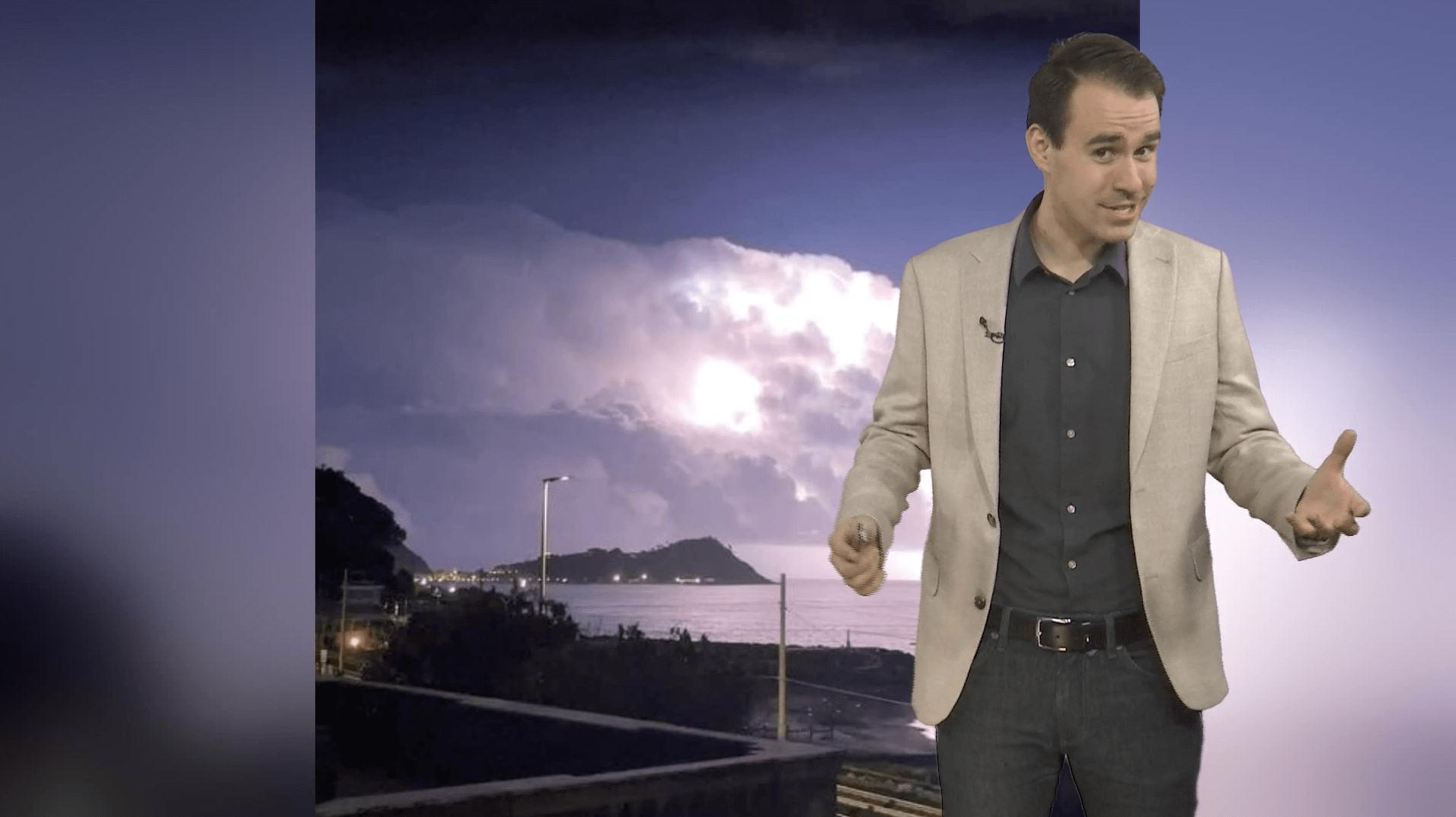 Wilde Wetter Welt 23. September 2021