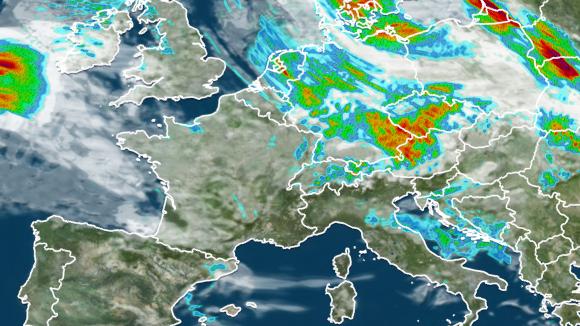 Heutiges Wettervideo: Österreich