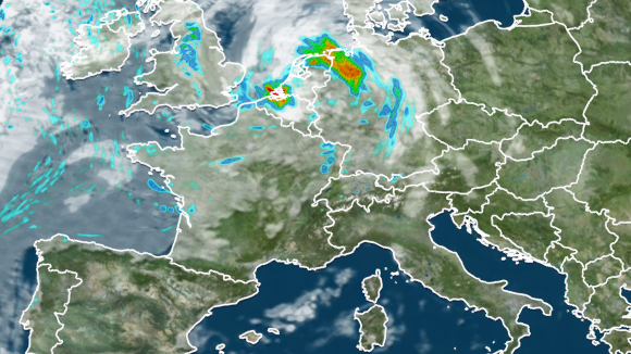 Heutiges Wettervideo: Schweiz